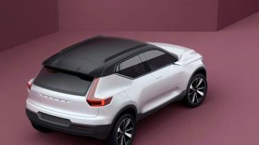 Volvo 40.1 Concept (Volvo XC40) rear high