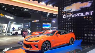 Detroit Motor Show 2018 - Chevrolet