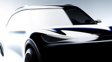 Smart SUV - teaser