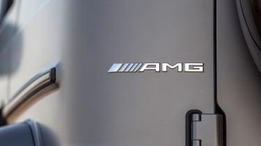 Mercedes-AMG G 63 - badge