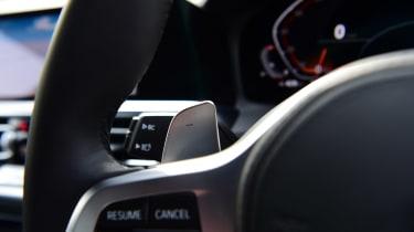 BMW 3 Series - steering wheel controls