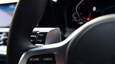 BMW 3 Series - steering wheel controls