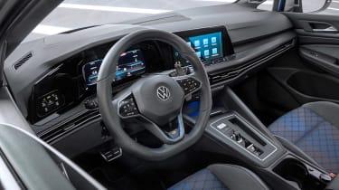 Volkswagen Golf R Estate - cabin