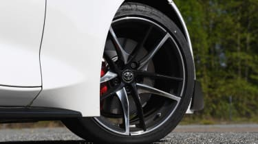Toyota Supra - wheel