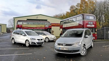 Seven-seat MPV shoot-out