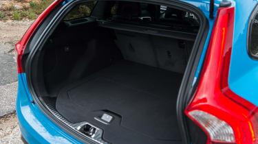 Volvo V60 Polestar - boot