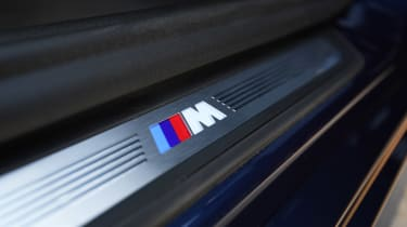 BMW 5 Series - sill