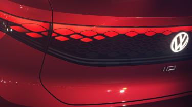 Volkswagen ID. Roomzz - rear lights