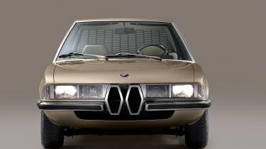 BMW Garmisch concept - front static