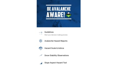 Be Avalanche Aware