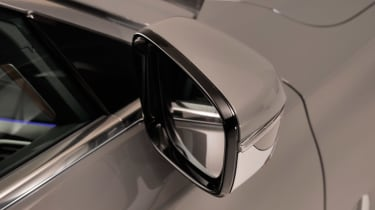 BMW 7 Series facelift - wing mirror