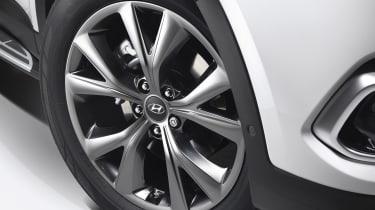 Hyundai Santa Fe Wiggins Edition - wheel