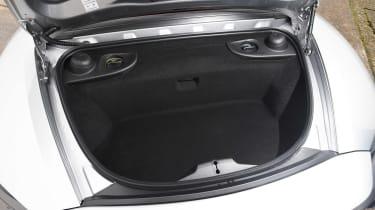 Porsche 718 Boxster GTS - rear boot