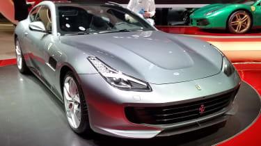 Ferrari GTC4 Lusso T - Paris front
