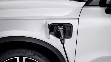 Volvo - charging
