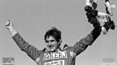 Aryton Senna British Formula 3 Championship 1983