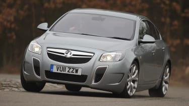Best cheap hot hatches and performance cars - Vauxhall VXR