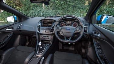Ford Focus RS Mountune - interior