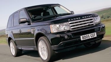 The real Range Rover.