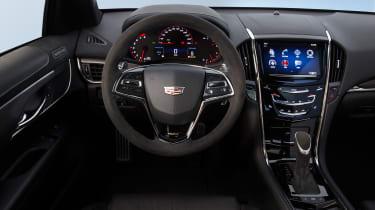 Cadillac ATS-V interior