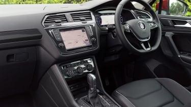 Volkswagen Tiguan 2.0 BiTDI - dash