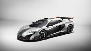 McLaren MSO R Coupe front