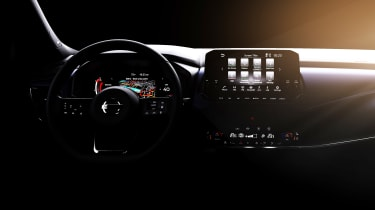 New Nissan Qashqai - interior