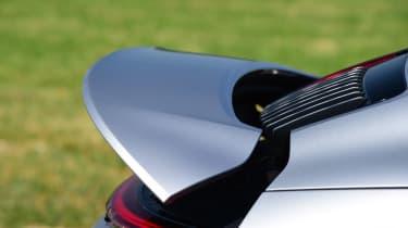 Porsche 911 Cabriolet - spoiler