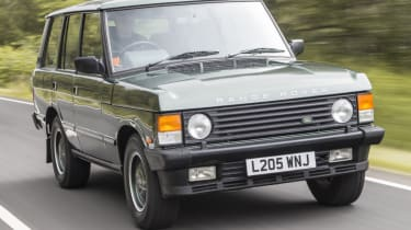 Cool cars: the top 10 coolest cars - Range Rover Classic