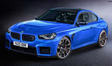 BMW M2 - exclusive image