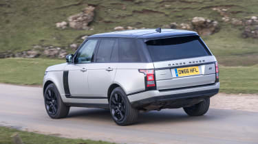 Range Rover Autobiography - rear action