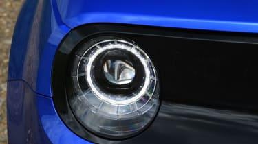 Honda e - headlight