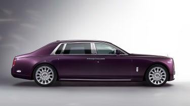 Rolls-Royce Phantom Extended Wheelbase - front