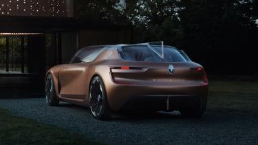 Renault Symbioz - rear