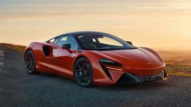McLaren Artura - front static