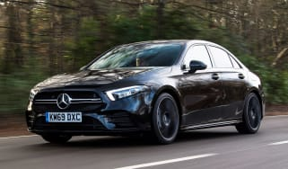 Mercedes-AMG A 35 Saloon - front