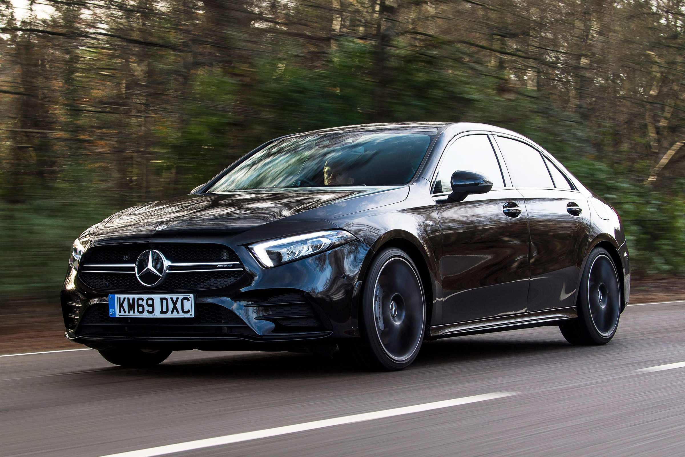 New Mercedes-AMG A 35 Saloon 2020 review | Auto Express