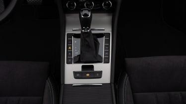 Skoda Superb iV - gear selector