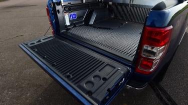 Ford Ranger - load bed