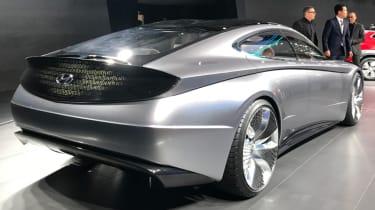 Hyundai Le Fil concept rear
