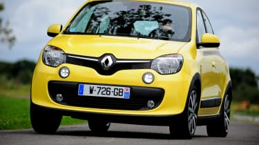 New Renault Twingo automatic