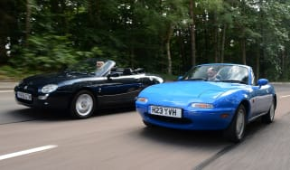 MGF vs Mazda MX-5: modern classic head-to-head