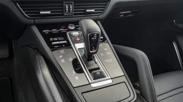 Porsche Cayenne E-Hybrid - transmission