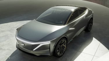Nissan IM concept - front static