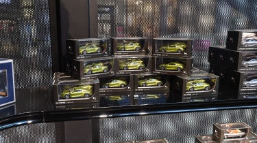 DS Westfield store - toy cars