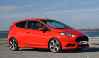 Used Ford Fiesta ST - front