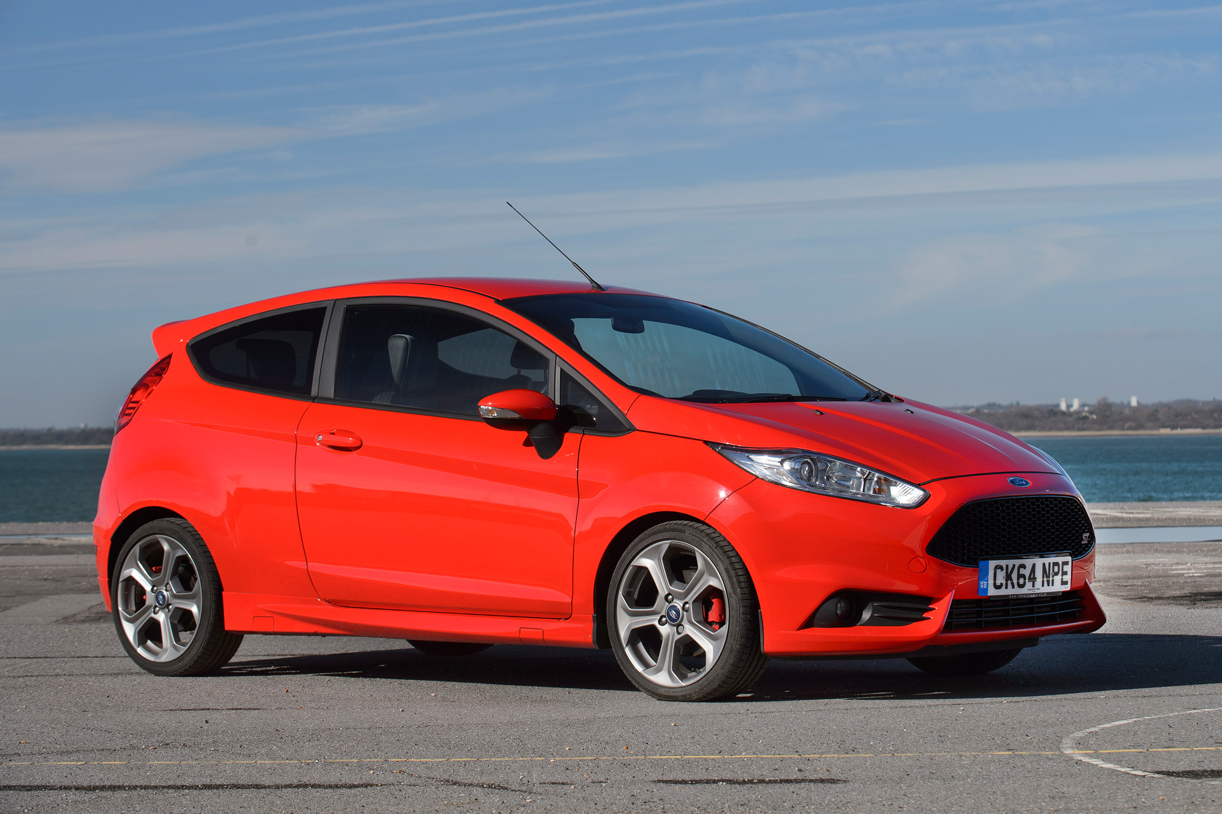 Used Ford Fiesta St Review Auto Express