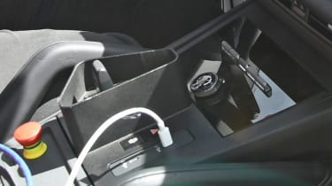 Porsche Cayenne Turbo S E-Hybrid - spyshot 8