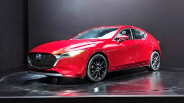Mazda 3 -LA Motor Show - front