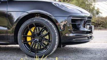 Porsche Macan prototype - wheel